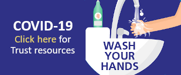 Wash Your Hands Logo - Visit out COVID-19 Resource Centre